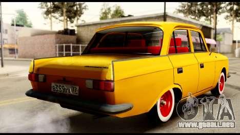 Moskvich 412-028 para GTA San Andreas