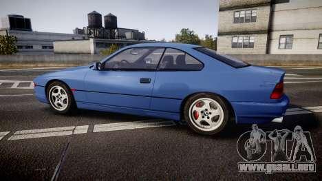 BMW E31 850CSi 1995 [EPM] para GTA 4 left