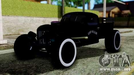Hot-Rod En Ruso para GTA San Andreas