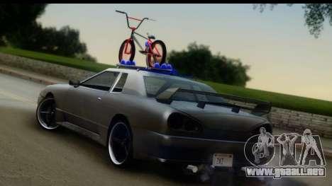 New Elegy Editons para GTA San Andreas left