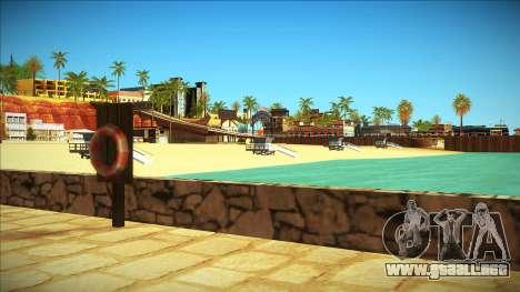 ENB Autumn para GTA San Andreas sucesivamente de pantalla
