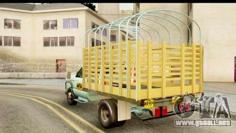 Chevrolet Truck 1995 para GTA San Andreas