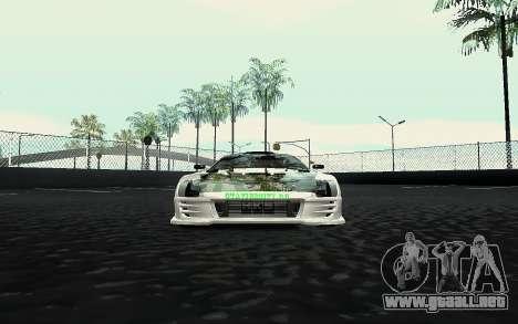Toyota Supra VCDT para la visión correcta GTA San Andreas
