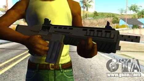Assault Shotgun from GTA 5 para GTA San Andreas tercera pantalla