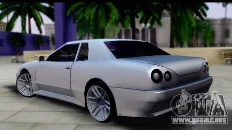 Elegy S14 para GTA San Andreas left