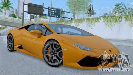 ClickClacks ENB V1 para GTA San Andreas tercera pantalla