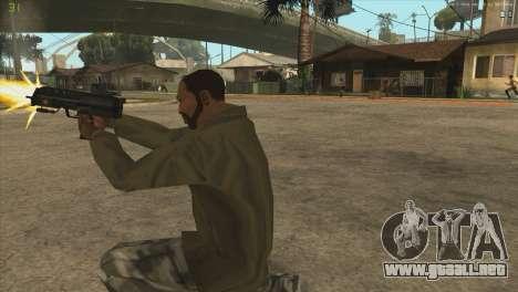 MP7 from Killing floor para GTA San Andreas