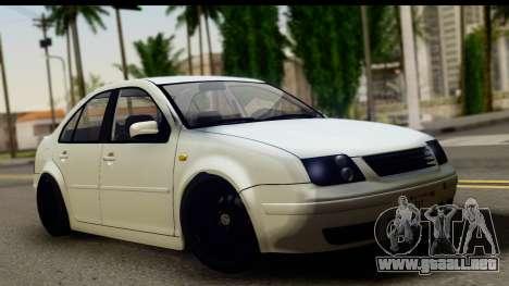 Volkwagen Jetta Mk4 para GTA San Andreas