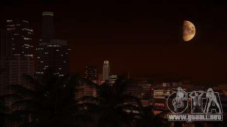 ENB Autumn para GTA San Andreas tercera pantalla