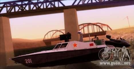 ENB para equipos débiles para GTA San Andreas segunda pantalla