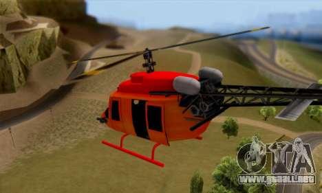 Bandit Maverick para la visión correcta GTA San Andreas