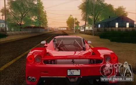 SA_nVidia: Capturas De Pantalla De La Edición para GTA San Andreas séptima pantalla