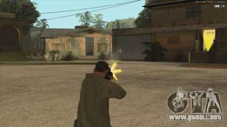 M4 из Killing Floor para GTA San Andreas tercera pantalla