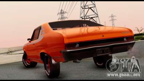 Chevrolet Series 2 1973 para GTA San Andreas left