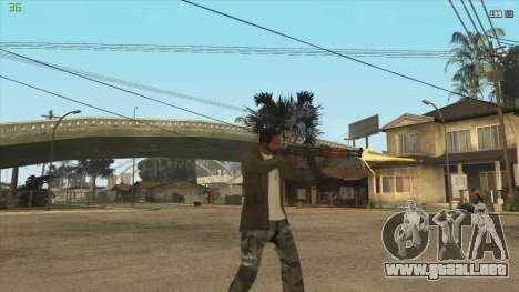 AK47 из Killing Floor para GTA San Andreas tercera pantalla