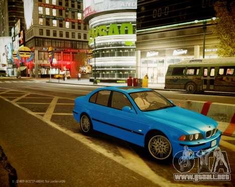 BMW M5 E39 para GTA 4 left