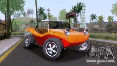 Volkswagen Dune Buggy 1975 para GTA San Andreas
