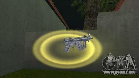 Mp5 Short para GTA Vice City segunda pantalla