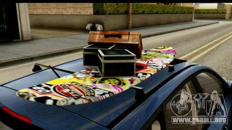 Kia Ceed para la visión correcta GTA San Andreas