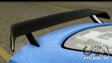GTA 5 Obey 9F Coupe IVF para la visión correcta GTA San Andreas