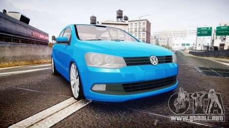 Volkswagen Gol G6 iTrend 2014 rims2 para GTA 4