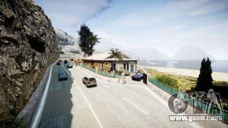 Mapa de la Riviera francesa v1.2 para GTA 4
