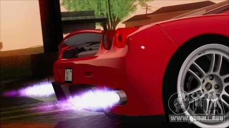 SA_nVidia: Capturas De Pantalla De La Edición para GTA San Andreas sucesivamente de pantalla