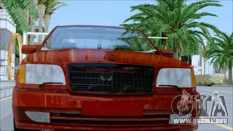 ClickClacks ENB V1 para GTA San Andreas novena de pantalla