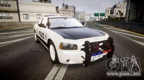 Dodge Charger 2006 Sheriff Dukes [ELS] para GTA 4