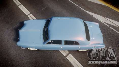 Ford Custom Fordor 1949 para GTA 4 visión correcta