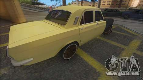 ГАЗ 2410 DERIVA SPL IP para GTA San Andreas left