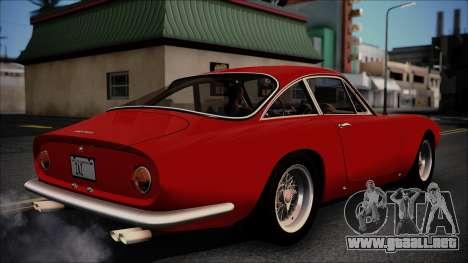 Ferrari 250 GT Berlinetta Lusso 1963 [ImVehFt] para GTA San Andreas left