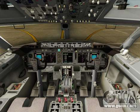 Boeing 737-800 LOT Polish Airlines para GTA San Andreas