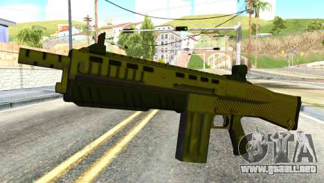 Assault Shotgun from GTA 5 para GTA San Andreas