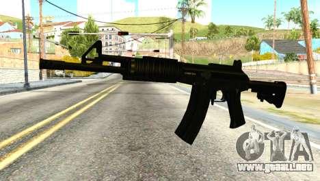Fort 227 para GTA San Andreas