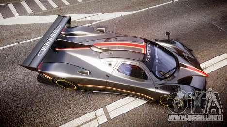 Pagani Zonda Revolution 2013 para GTA 4 visión correcta