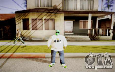 Ghetto Skin Pack para GTA San Andreas sexta pantalla