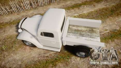 GTA V Bravado Rat-Loader para GTA 4 visión correcta