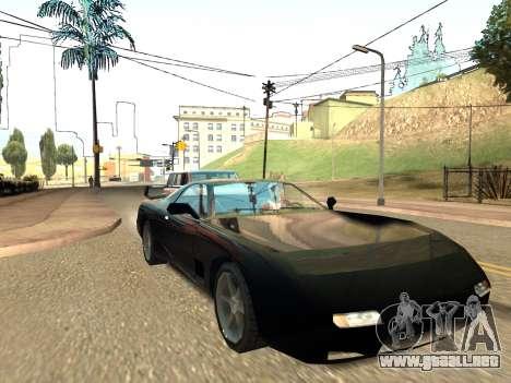 ENB para bajos PC por RonaldZX para GTA San Andreas segunda pantalla