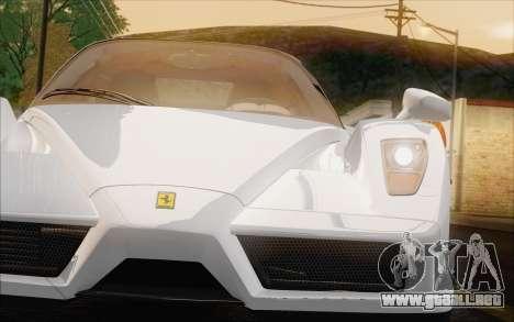 SA_nVidia: Capturas De Pantalla De La Edición para GTA San Andreas undécima de pantalla