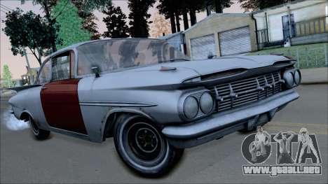 ClickClacks ENB V1 para GTA San Andreas séptima pantalla