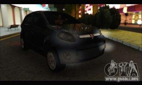 Fiat Palio 2013 para GTA San Andreas left