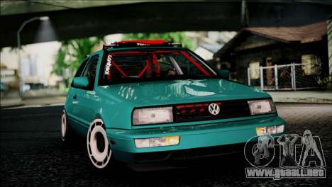 Volkswagen Golf Mk3 Hawaii Style para GTA San Andreas