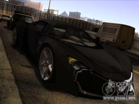 Marussia B2 v1.1 para GTA San Andreas