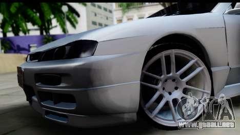 Elegy S14 para la visión correcta GTA San Andreas