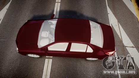 Iran Khodro Dena para GTA 4 visión correcta