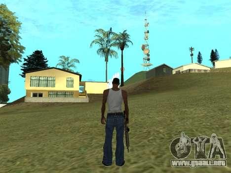 No Attaleia vista para GTA San Andreas tercera pantalla