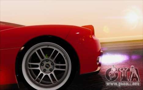 SA_nVidia: Capturas De Pantalla De La Edición para GTA San Andreas sexta pantalla