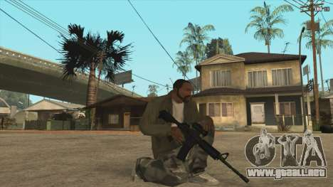 M4 из Killing Floor para GTA San Andreas