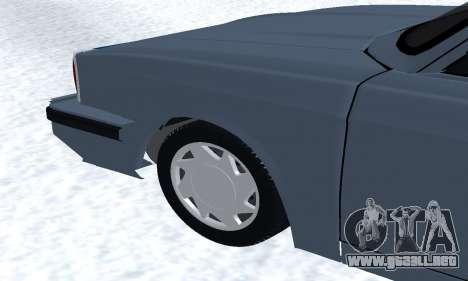 Peykan Separ Joshan 1600 para GTA San Andreas interior